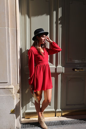 Robe Joy Rouge