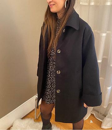 Manteau Katy noir