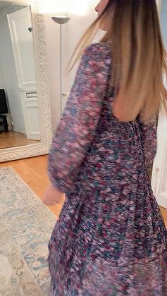 Robe Lara Fleurs Lilly