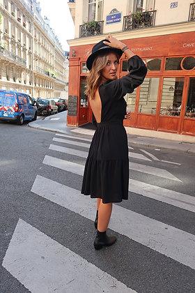 Robe Lana Black