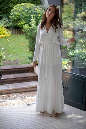 Robe Ana Blanche