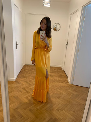 Robe Ana Yellow
