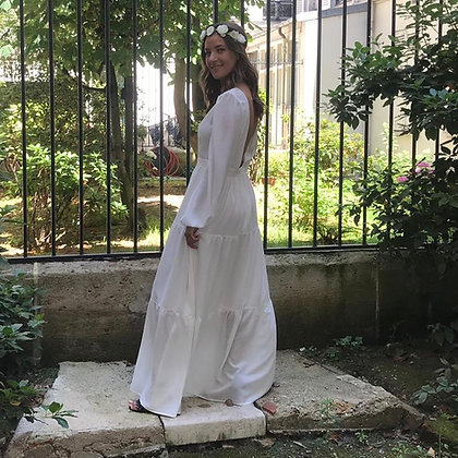 Robe Lara Blanche