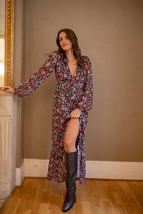 Robe Melia Rose