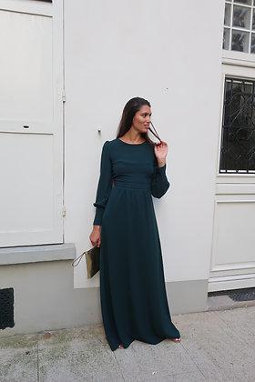 Robe Aria Vert