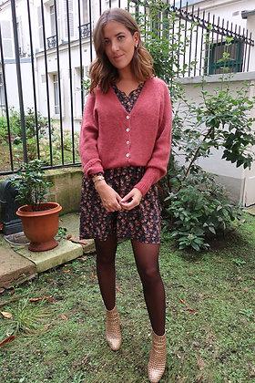 Gilet Anouk Rose