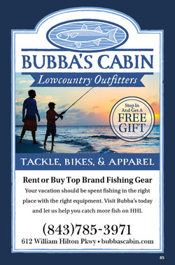 Bubbas Cabin Lowcountry Outfitters