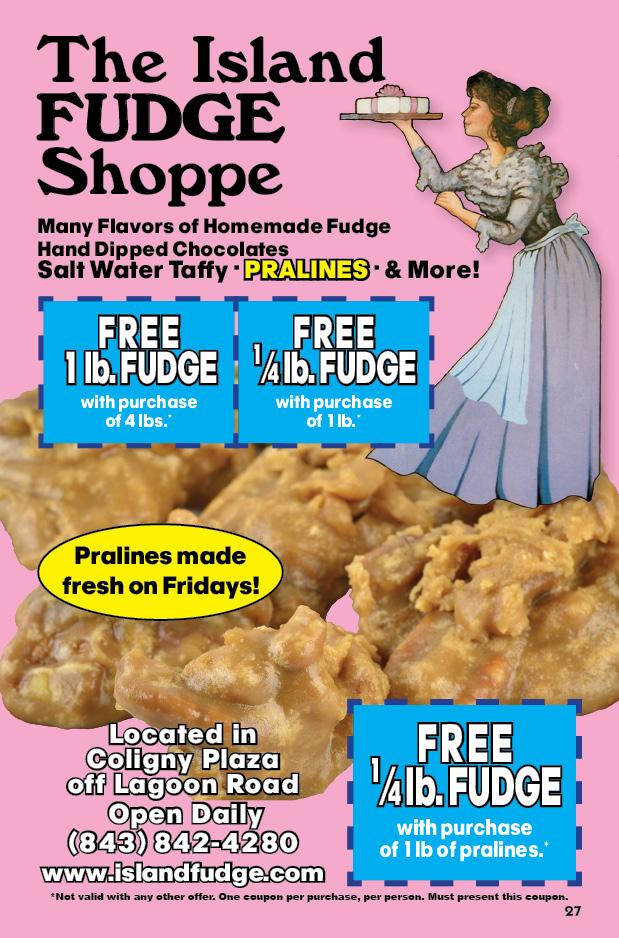The Island Fudge Shoppe