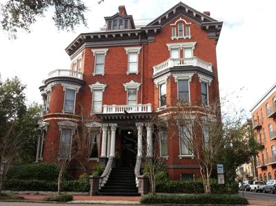 William Kehoe House in Savannah, GA