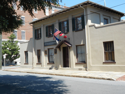 Juliette Gordon Low Birthplace in Savannah, GA
