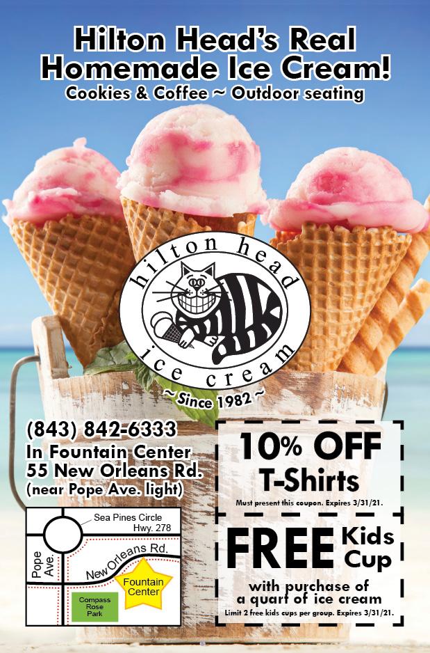Hilton Head Ice Cream Co