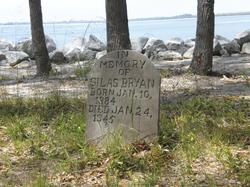 Daufuskie Island gravestone