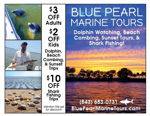 Blue Pearl Marine Tours