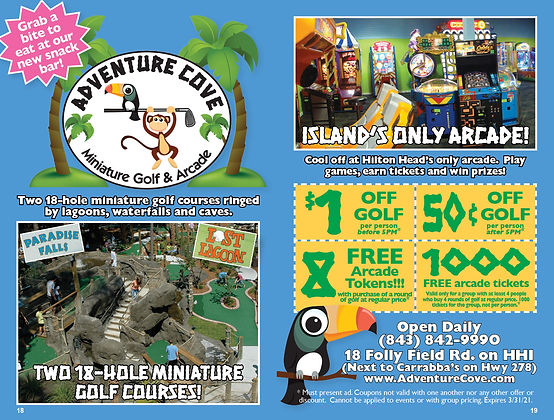 Adventure Cove Miniature Golf & Arcade.j