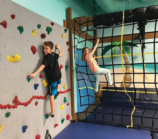 Climb the walls