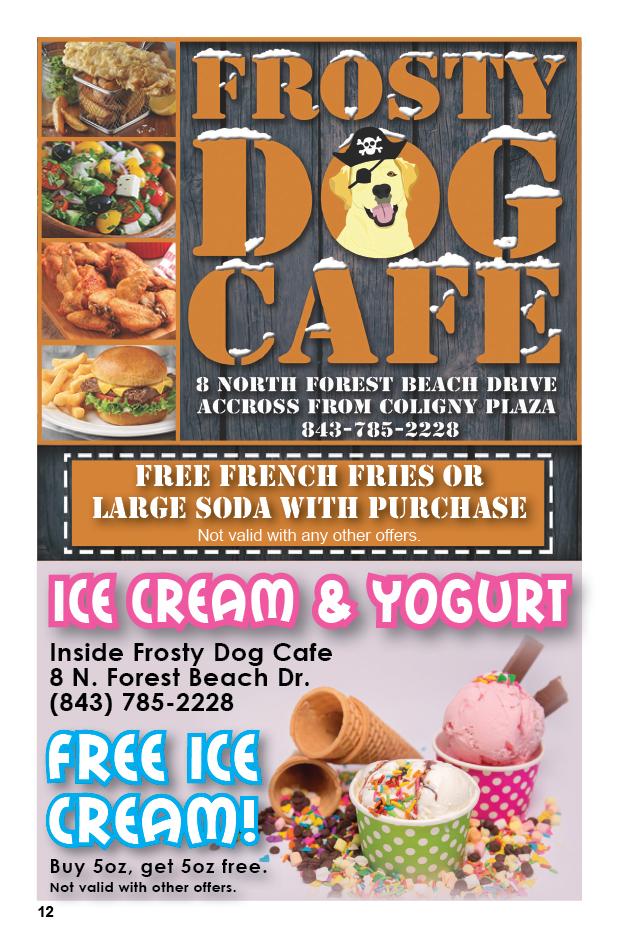 Frosty Dog Cafe