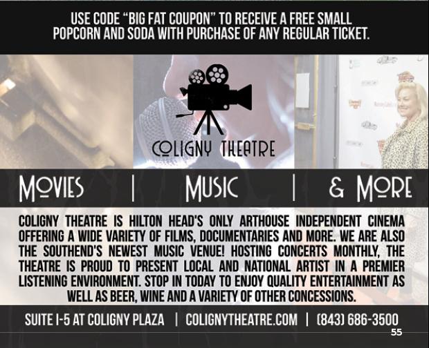 Coligny Theatre