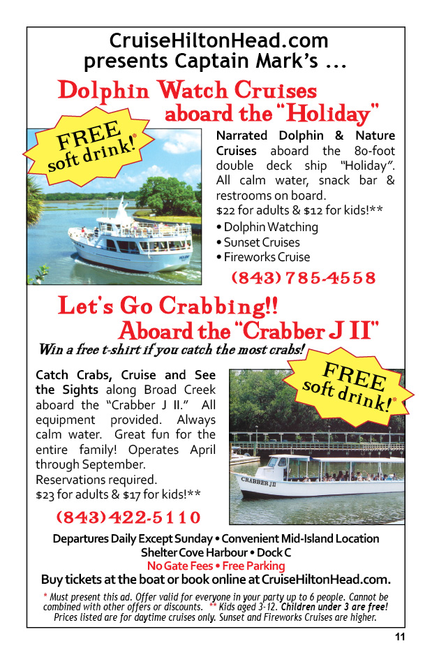 Captain Mark's Holiday & Crabber J II