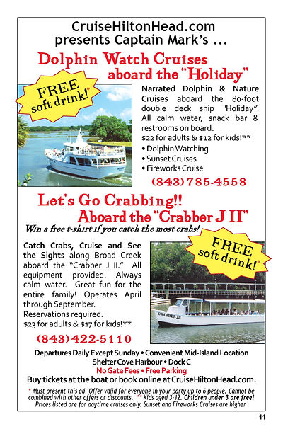Captain Mark's Holiday & Crabber J II.jp