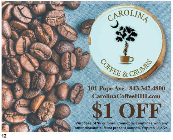 Caolina Coffee & Crumb