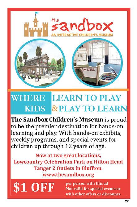 The Sandbox Interactive Childrens Museum