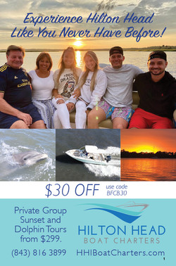 Hilton Head Boat Charters