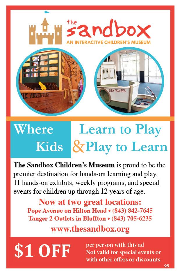 The Sandbox Intereactive Childrens Museu