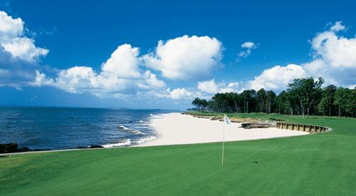 Daufuskie Island golfing