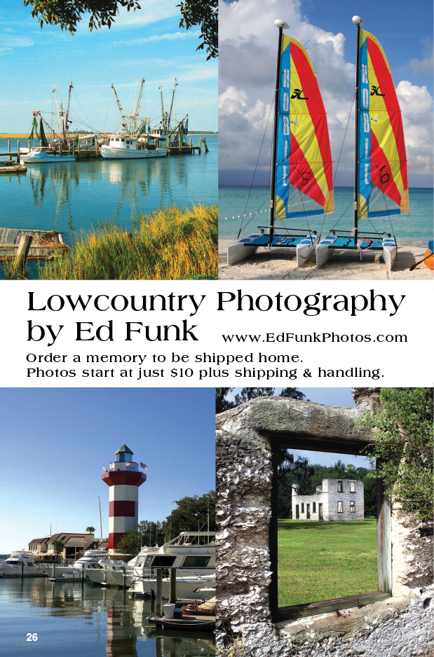 Lowcountry Photography by Ed Funk
