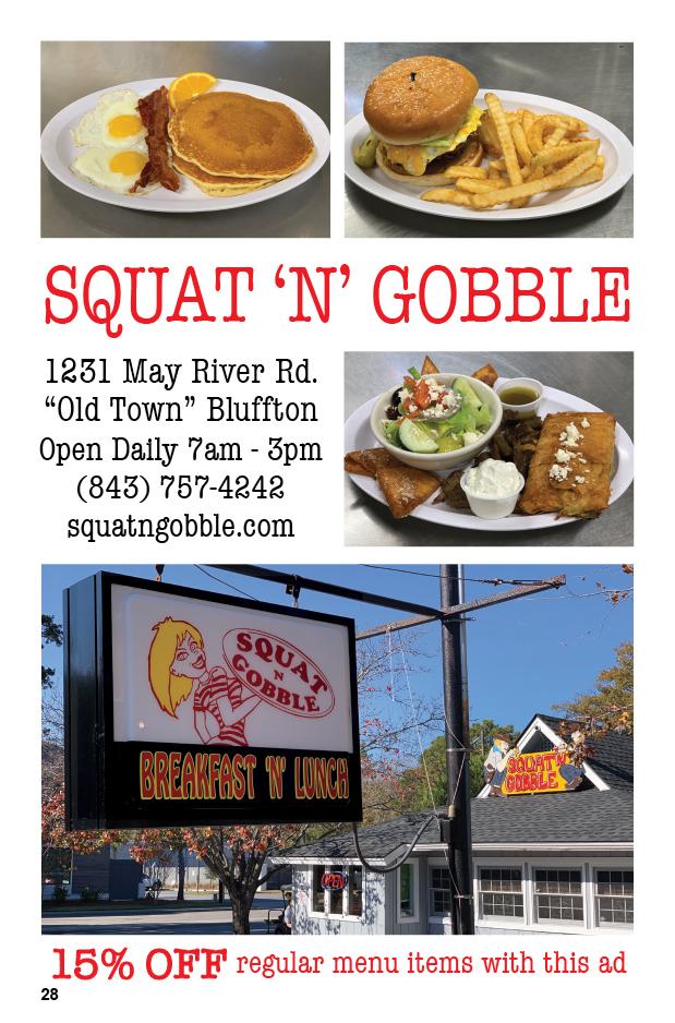 Squat N Gobble
