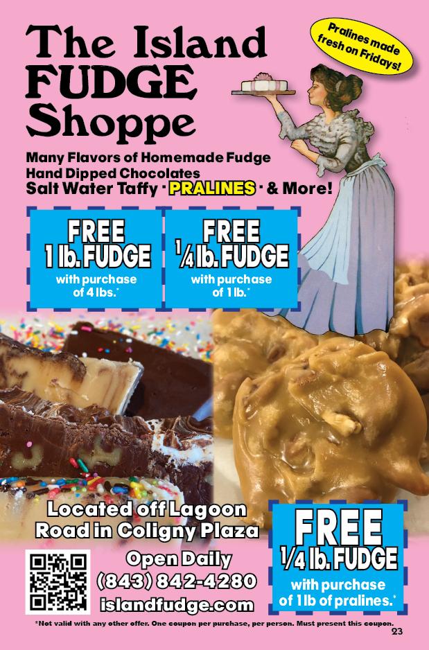 Island Fudge Shoppe