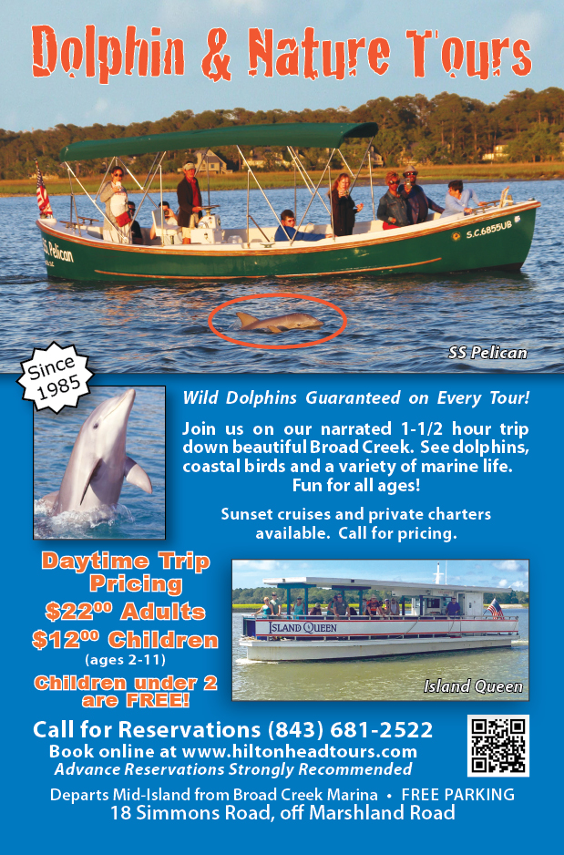 Dolphin and Nature Cruises