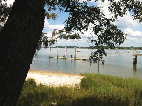 Pinckney Island