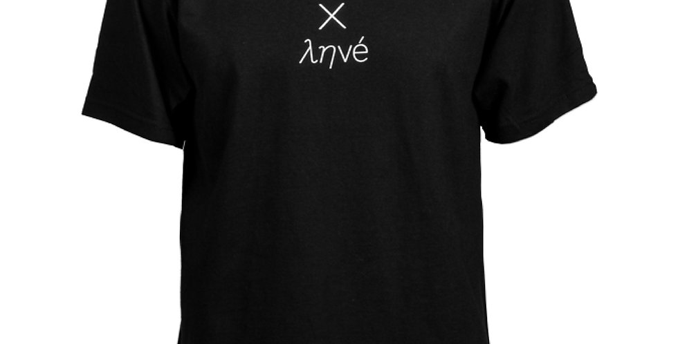 LIVÉ X APOCALYPSIS BASIC TEE BLACK