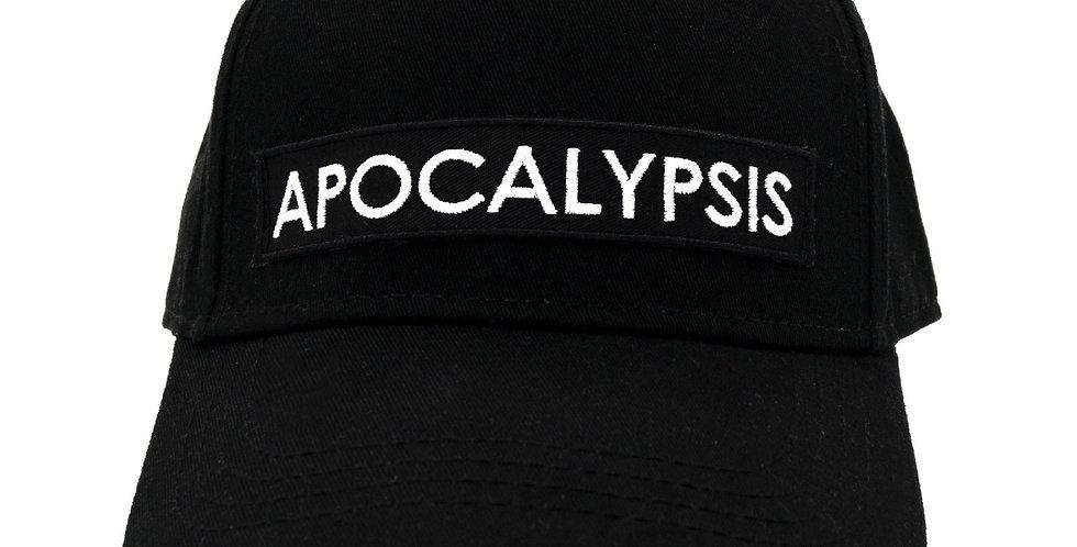 APCLPS BASECAP BLACK