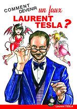 Livre de Laurent Tesla sur le mentalisme et l'hypnose
