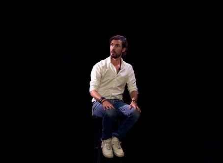 Spectacle d'Arnaud Demanche au theatre de l'Apollo Paris