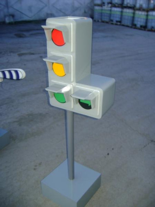 «Светофор для детской игровой площадки»