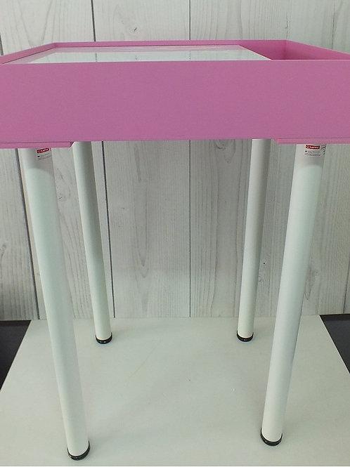 Стол световой взрослый для рисования песком цветная подсветка