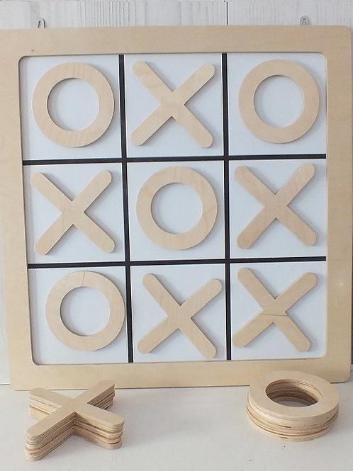 Настенная магнитная игра «Крестики – нолики»