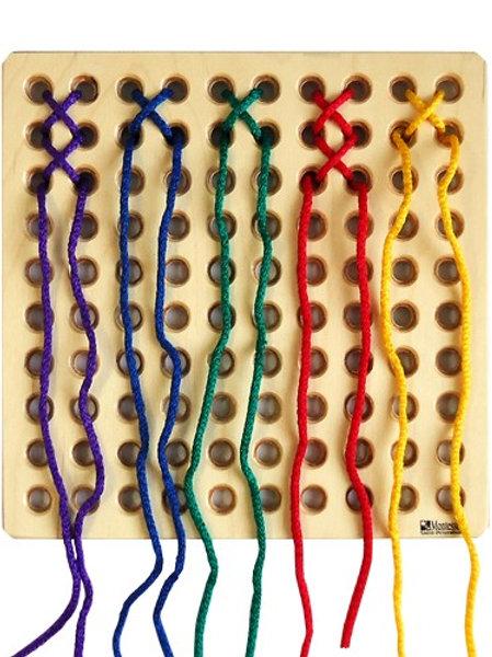 Доска для плетения