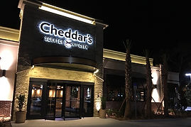 Cheddar's Scratch Kitchen is working hard to Scratch out hunger!