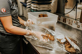 How Chick-fil-A restaurants are using leftover food to serve their local communities and help the environment.