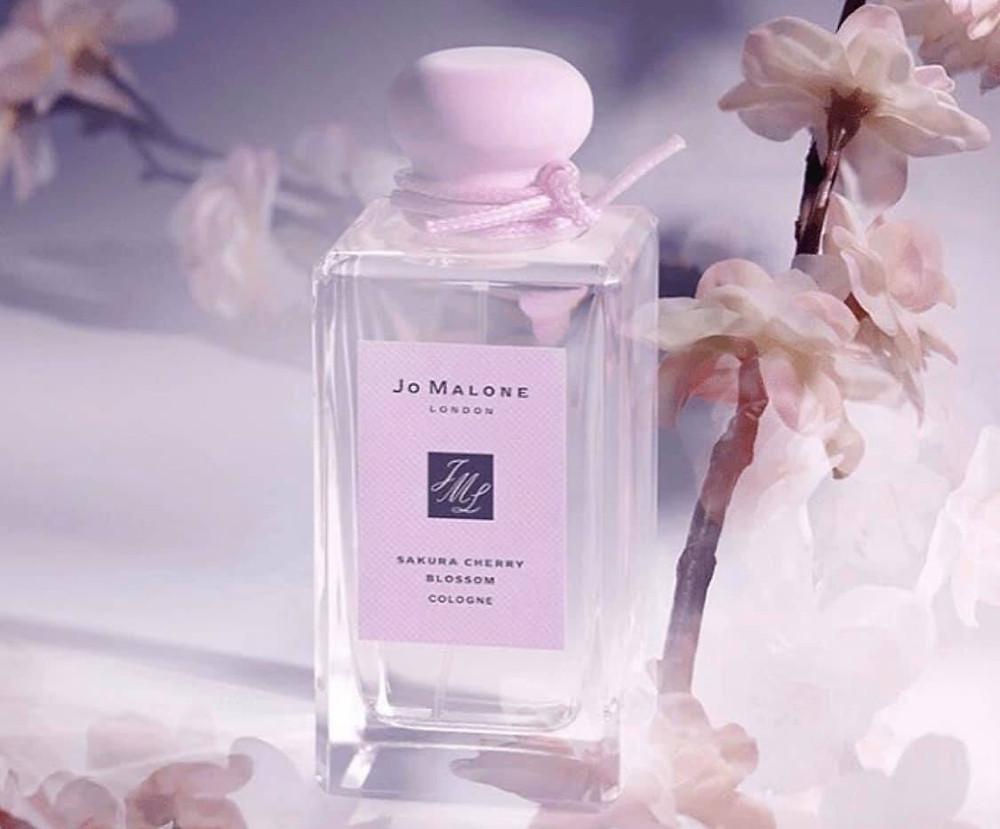 Jo Malone Sakura Cherry Blossom Japan Exclusive