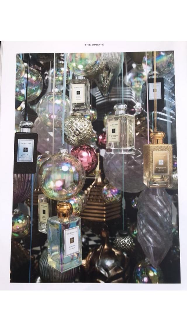 Jo Malone London 2018 Window display