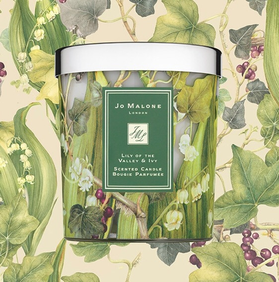 Jo Malone London Lily of the valley charity candle 2019