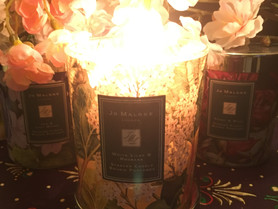 Charity candle 2018.