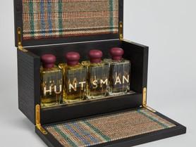 Huntsman collection storage box.