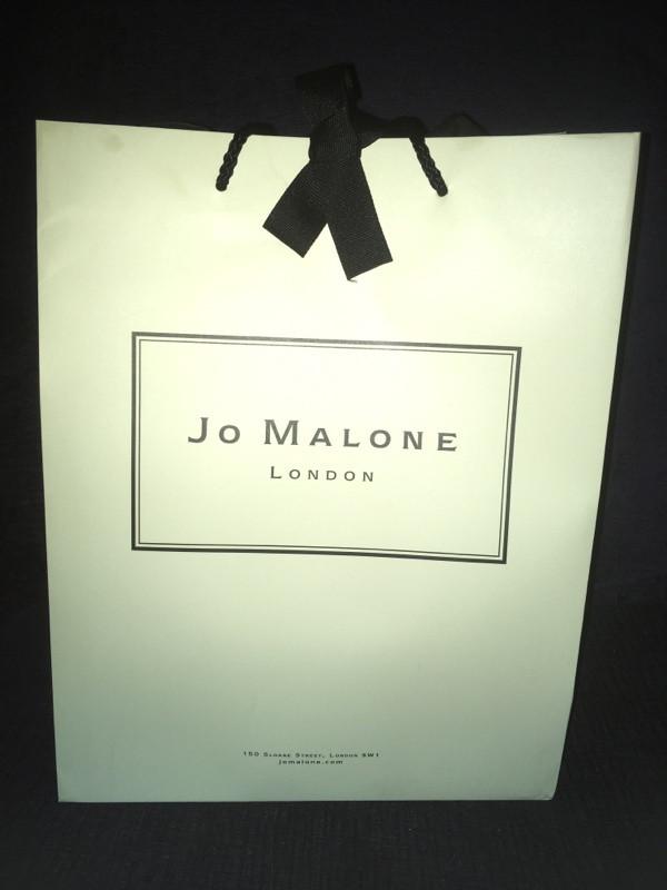 Jo Malone classic bag.