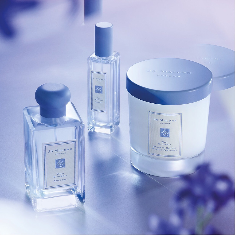 Jo Malone London Wild Bluebell limited edition
